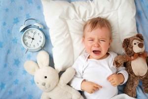 宝宝频繁夜醒有何安睡技巧解密宝宝睡整觉的误区